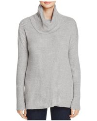 Cupcakes And Cashmere - Josh Ribbed Turtleneck Jumper - Lyst