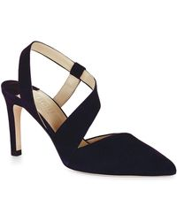 Hobbs - Eve Slingback Pointed Toe Pumps - Lyst