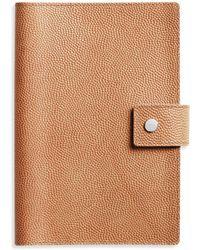 Shinola - Latigo Leather Journal And Ipad Mini Cover - Lyst