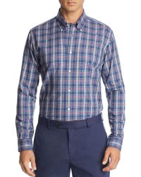 Brooks Brothers - Regent Non-iron Plaid Slim Fit Button-down Shirt - Lyst