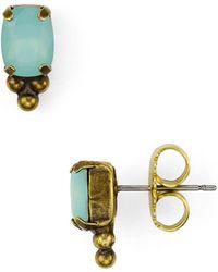 Sorrelli - Gem Pop Stud Earrings - Lyst