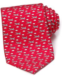 Vineyard Vines - Airplane Classic Tie - Lyst