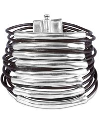 Uno De 50 - Tu Bi Molt Bracelet - Lyst