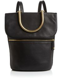 SJP by Sarah Jessica Parker - Oath Leather Backpack - Lyst