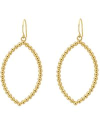 Margaret Elizabeth - Bali Drop Earrings - Lyst