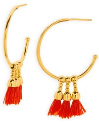 Gorjana - Baja Hoop Earrings - Lyst