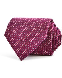 Turnbull & Asser - Linking Dashes Classic Tie - Lyst