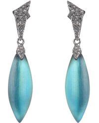 Alexis Bittar - Crystal - Encrusted Dangling Earrings - Lyst
