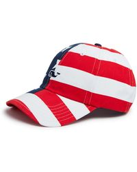 Vineyard Vines - Americana Baseball Hat - Lyst