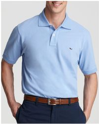 Vineyard Vines - Solid Piqué Polo - Classic Fit - Lyst