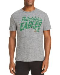 Junk Food - Eagles Marled Graphic Tee - Lyst