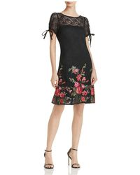 Betsey Johnson - Embroidered Lace Dress - Lyst