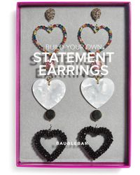 BaubleBar Love At First Sight Earrings Gift Set