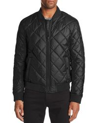 Marc New York - Fletcher Quilted Bomber Jacket - Lyst
