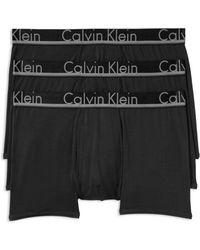 Calvin Klein - Calvin Klein Trunk, Pack Of 3 - Lyst