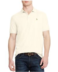 Polo Ralph Lauren | Classic Fit Soft Touch Polo Shirt | Lyst