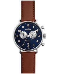 Shinola - 43mm - Lyst