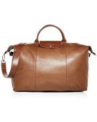 Lyst - Longchamp Boxford Extra Large Duffel Bag in Green for Men d45037873e3f3