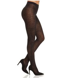 DKNY - Modern Lace Tights - Lyst