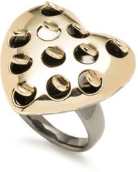 Alexis Bittar - Alexis Bitter Heart Cocktail Ring - Lyst