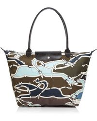 Longchamp - Le Pliage Galop Nylon Shoulder Tote - Lyst