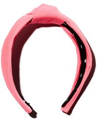 Lele Sadoughi - Knot Headband - Lyst