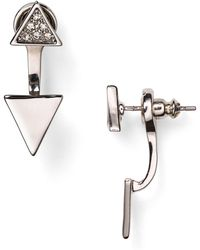 Rebecca Minkoff - Triangle Ear Jackets - Lyst