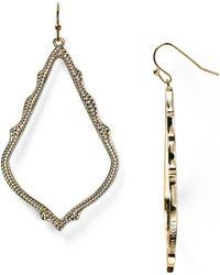Kendra Scott - Sophee Drop Earrings - Lyst