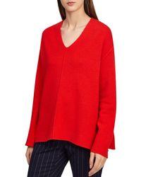 Reiss - Serafina Wool & Cashmere Sweater - Lyst