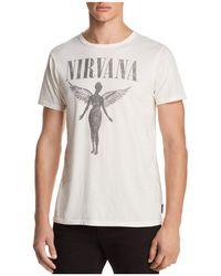Trunk Ltd. - Trunks Ltd Nirvana Short Sleeve Tee - Lyst