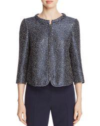 Armani - Sequin-embellished Jacket - Lyst