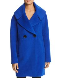 Elie Tahari - Shiloh Double-breasted Coat - Lyst