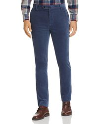 Brooks Brothers - Stretch Corduroy Classic Fit Trousers - Lyst
