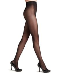 Donna Karan - Evolution Seasonless Tights - Lyst