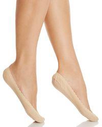 Kate Spade - Scalloped Liner Socks - Lyst