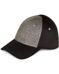 Gents - Jersey Knit Fitted Cap - Lyst