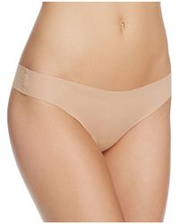 Hanro - Invisible Thong - Lyst