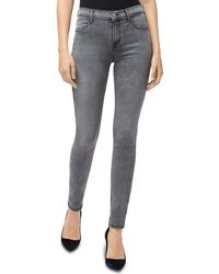 J Brand - Maria High - Rise Skinny Jeans In Infidelity - Lyst