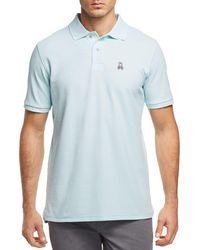 Psycho Bunny - Short Sleeve Regular Fit Polo Shirt - Lyst