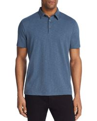 Theory - Bron Cosmos Polo Shirt - Lyst