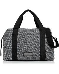 f6a2b2af8ab1 Lyst - Adidas By Stella Mccartney Shipshape Shoulder Bag in Black