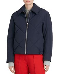 Burberry - Knowstone Quilted Jacket - Lyst