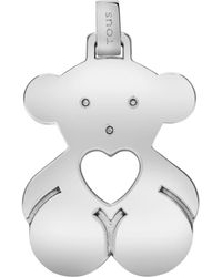 Tous - Bear With Heart Pendant - Lyst