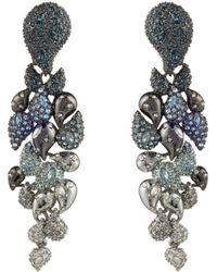Alexis Bittar - Ombre Paisley Clip-on Earrings - Lyst