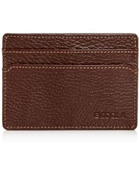 Boconi - Tyler Weekender Leather Card Case - Lyst