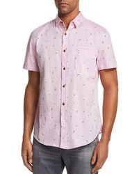 Sovereign Code - Pismo Short Sleeve Button-down Shirt - Lyst