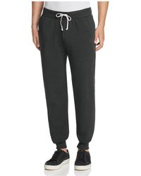 Alternative Apparel - Fleece Jogger Joggers - Lyst