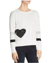 Lisa Todd - Heartthrob Stripe Sweater - Lyst