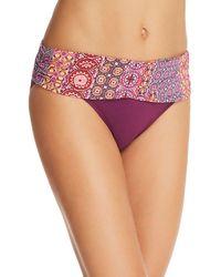 Bleu Rod Beattie - Beach Please Hipster Bikini Bottom - Lyst