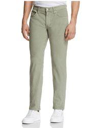 Joe's Jeans - Brixton Straight Fit Twill Pants - Lyst